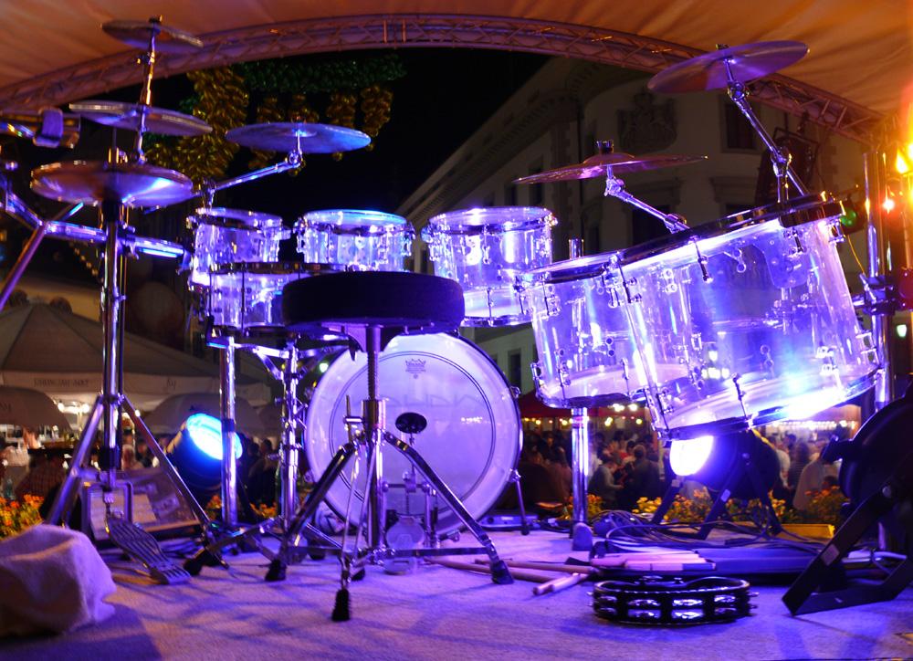 Drumset Johannes Live